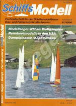 Schiffsmodell 11/90 b