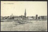 AK Deutsches Reich v. 1922 Blick auf Düsseldorf    3/29