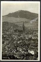 AK Deutsches Reich Freiburg i.B. Panorama   45/14