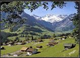 AK Schweiz Ausserschwand Adelboden, Berner Oberland  15/32