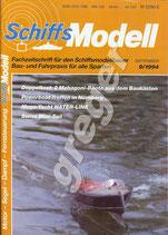 Schiffsmodell 9/94 b