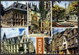 Ak Rouen Mehrbildkarte    s/13