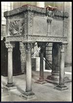 AK Troia, Die Kanzel in der Domkirche    59/ 22