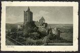 AK Deutsches Reich, postal gelaufen 1923,  Rudelsburg   31/17