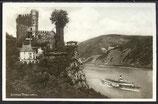 AK Deutsches Reich 1930, Schloss Rheinstein   22/9
