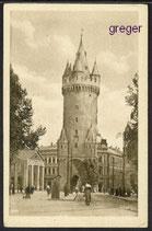 AK Frankfurt a. M. - Eschersheimer Turm      37b