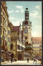 AK Deutsches Reich v. 1908 Leipzig altes Rathaus    4/46