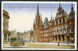 AK Deutsches Reich Wiesbaden Schlossplatz    1/10