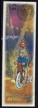 Hochrad Artist von 2000-  Hund Max    624411 - 1x
