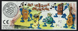 Das verrückte Orchester von 1996 -  Saxophon     655 473 - 1x