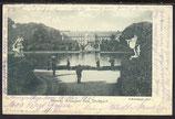AK Deutsches Reich 1903 Stuttgart  Oberer Anlagen-See   20/7