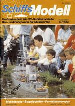 Schiffsmodell 11/88 a