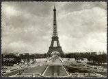 AK Paris, La Tour Eiffel     20-o