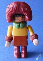 Bei den Eskimos von 1994  - Eskimomutter 652687    2x