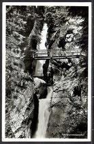 AK D. Reich von 1938 Tatzlwurmwasserfall   32/9