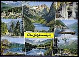 AK  Das Salzkammergut. Mehrbildkarte    59/44
