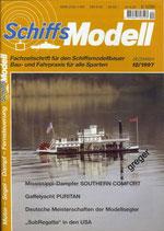 Schiffsmodell 12/97 a