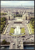AK Paris Vue depuis la  Tour Eiffel    t 13