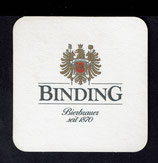 Bierdeckel - Binding  20