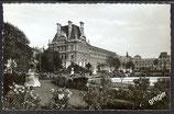 AK Paris, Le Louvre et Jardin des Tuileries   40/47