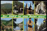 AK Mehrbildkarte vom Harz    69/37