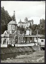 AK Burg Bran bei Brasov, Rumänien   38/37
