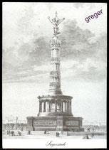 Abbild der Siegessäule in Berlin   67/24