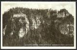 AK Lausitzer Gebirge Oybin Bergrestaurant u. Ruinen   9/36