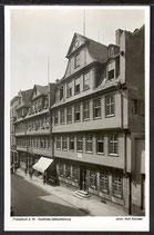 AK Frankfurt Goethes Geburtshaus 9/24