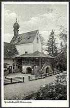 AK Deutsches Reich, 1938, Gnadenkapelle Birkenstein    21/47