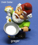Die Küchenzwerge von 1999  - Diddi Dotter 1999  - 649 686   - 4x