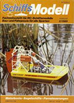 Schiffsmodell 2/89  b  abl