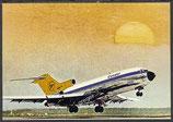 AK Flugzeug - Condor Europa Jet,     55/11