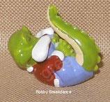 die Crazy Crocos von 1993  - Bobby Breakdance   - ohne BPZ   - 2x