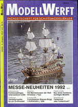 Modellwerft 5/92 a