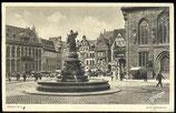 AK Deutsches Reich 1934 Bremen am Markt 9/25