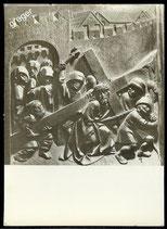 AK Die Meister, die Wiener Passion, Chorgestühl im Stephansdom,   65/6