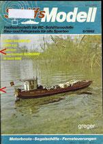 Schiffsmodell 5/82 d  abl