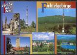 AK Grüße aus dem Fichtelgebirge, Mehrbildkarte   21/25