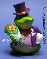 Happy Hippo Hochzeit von 1999  - Prof. Dr. Konrad Gnädig  - mit BPZ  -   2x