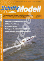 Schiffsmodell 10/94 b