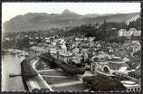 AK Evian les Bains, la Ville vue d´avion, Le Casino et Jardins   40/36