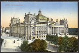 AK Deutsches Reich v.1913 Berlin Reichstagsgebäude    5/6