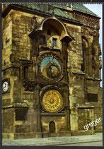 AK Prag, Die Altstätter Turmuhr   36/15
