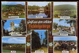 AK Mehrbildkarte vom Fichtelgebirge   69/47