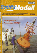 Schiffsmodell 11/98 a