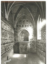 AK Karlstejn, Kapelle der hl. Katharina     51/2