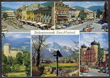 AK Dolomitenstadt Lienz/Osttirol, Mehrbildkarte     54/39