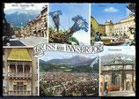 AK Innsbruck, Mehrbildkarte    59/42