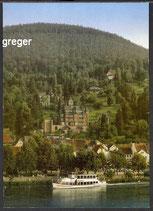 AK Miltenberg, Blick zum Rheinh. Schullandheim    57p